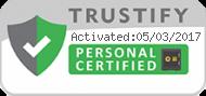 Trustify Personal Certified