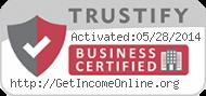 Trustify business seal