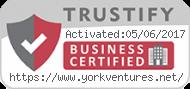 Trustify Business Certified