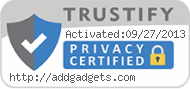 Trustify-Me Privacy Certification Seal