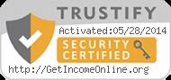 Trustify security seal